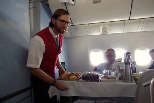 オーストリア航空ビジネスクラス_b0141474_392684.jpg