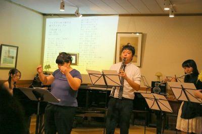フィリピン台風被災地支援コンサート@経堂_e0030586_1612681.jpg