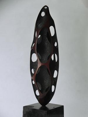 竹紙と摺り漆のモダニティ・龍神村からの二人展_a0131787_134197.jpg