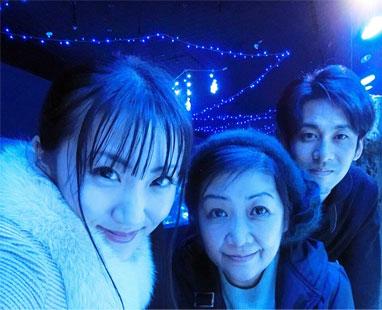 """一加、水族館デビュー☆ (""""イクラ""""のShow!?)_d0224894_2215179.jpg"""