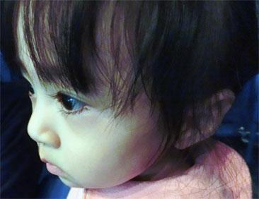 """一加、水族館デビュー☆ (""""イクラ""""のShow!?)_d0224894_221534.jpg"""