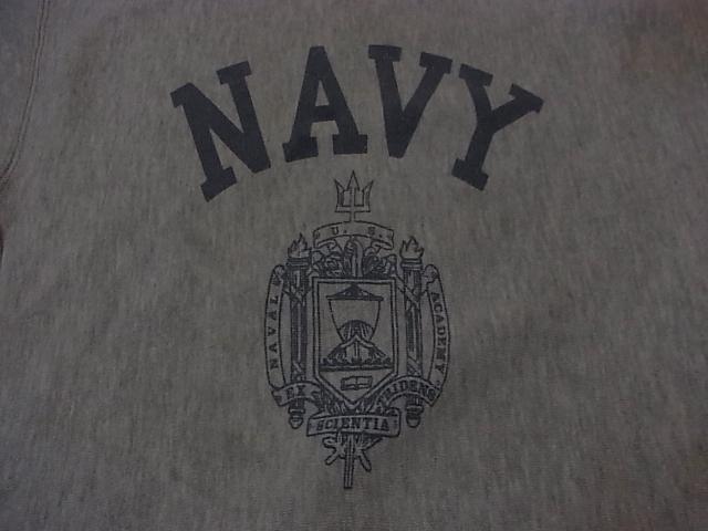 アメリカ仕入れ情報#8 チャンピオン リバースウィーブ U.S NAVY SWEAT_c0144020_12202742.jpg