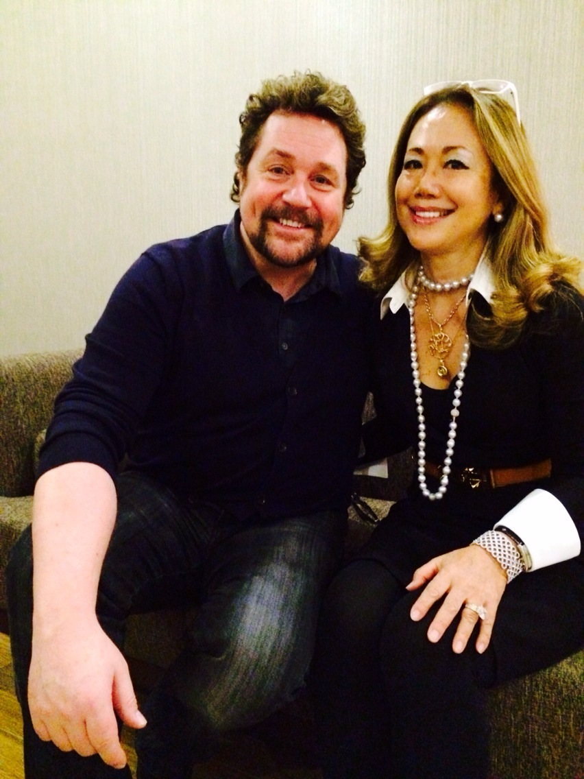 【Interview with Michael Ball on 30th Nov】_f0215324_1152046.jpg