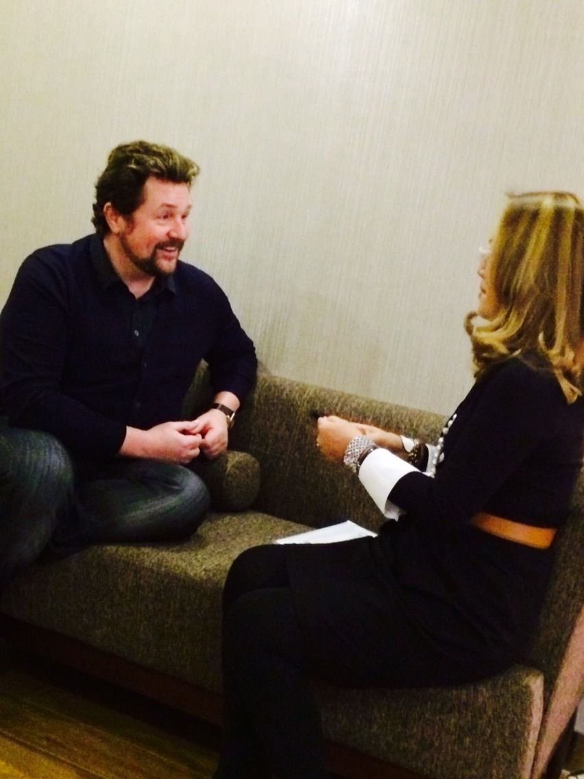 【Interview with Michael Ball on 30th Nov】_f0215324_1161948.jpg