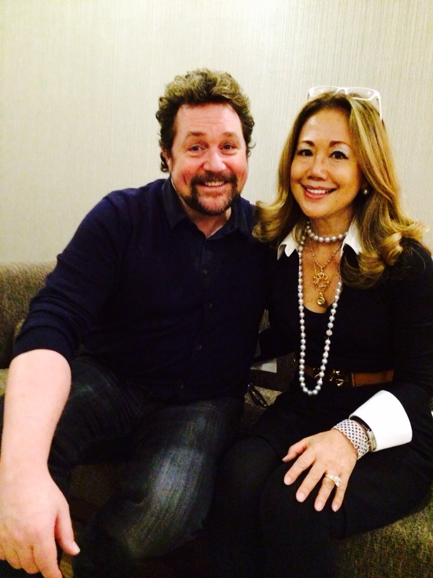 【Interview with Michael Ball on 30th Nov】_f0215324_1174675.jpg