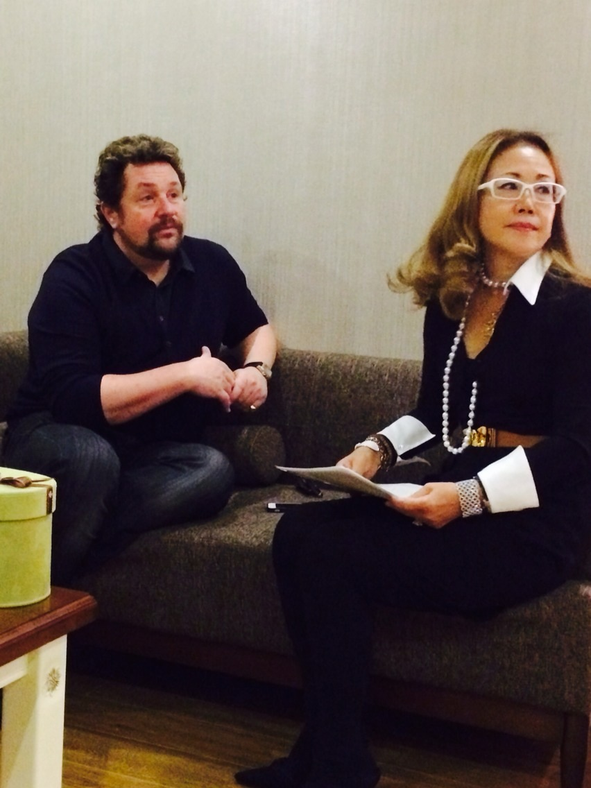 【Interview with Michael Ball on 30th Nov】_f0215324_117792.jpg