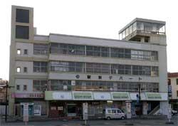あまちゃん 北三陸観光協会ビル解体のニュース_f0154626_1421996.jpg
