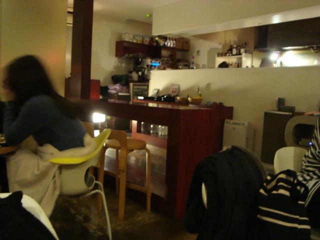 吉祥寺「A.B.Cafe エビカフェ」へ行く。_f0232060_2243643.jpg