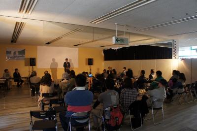 「Sabani trip 2011 特別上映会 in 日南」  レポート_f0138874_18481173.jpg
