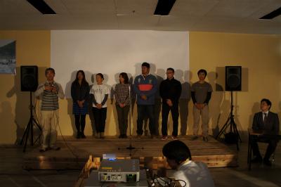 「Sabani trip 2011 特別上映会 in 日南」  レポート_f0138874_18483369.jpg