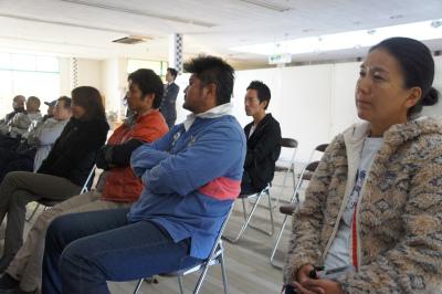 「Sabani trip 2011 特別上映会 in 日南」  レポート_f0138874_184914100.jpg