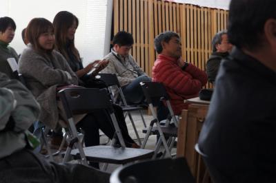 「Sabani trip 2011 特別上映会 in 日南」  レポート_f0138874_18492759.jpg
