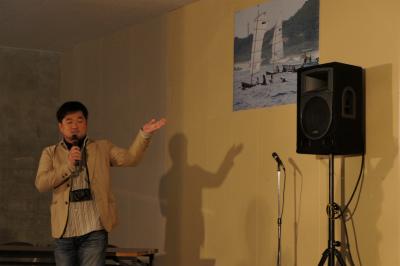 「Sabani trip 2011 特別上映会 in 日南」  レポート_f0138874_18502572.jpg
