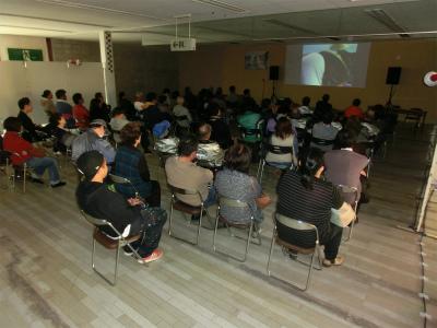 「Sabani trip 2011 特別上映会 in 日南」  レポート_f0138874_1850450.jpg