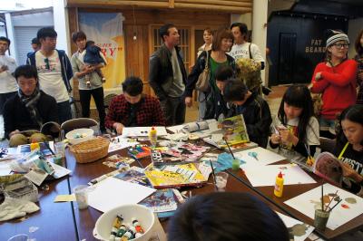 「Sabani trip 2011 特別上映会 in 日南」  レポート_f0138874_1851174.jpg