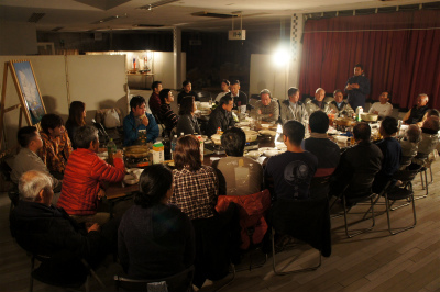 「Sabani trip 2011 特別上映会 in 日南」  レポート_f0138874_18524761.jpg