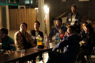 「Sabani trip 2011 特別上映会 in 日南」  レポート_f0138874_18553892.jpg