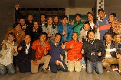 「Sabani trip 2011 特別上映会 in 日南」  レポート_f0138874_1856129.jpg
