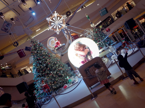 Pacific Place(太古廣場)の素敵なクリスマスデコレーション_e0123104_2255887.jpg