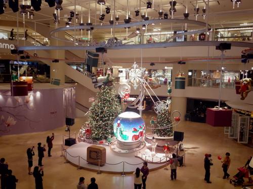 Pacific Place(太古廣場)の素敵なクリスマスデコレーション_e0123104_229312.jpg
