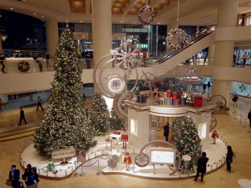 Pacific Place(太古廣場)の素敵なクリスマスデコレーション_e0123104_2373740.jpg
