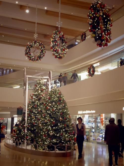 Pacific Place(太古廣場)の素敵なクリスマスデコレーション_e0123104_2385032.jpg