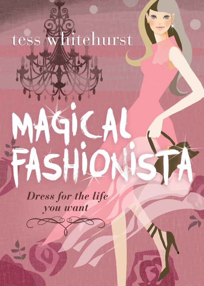 "American book cover \""Magical Fashionista\""_f0172313_16404631.jpg"