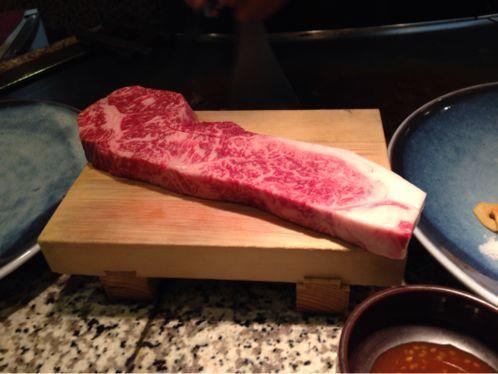 神戸で但馬牛〜〜!!_b0203925_135072.jpg