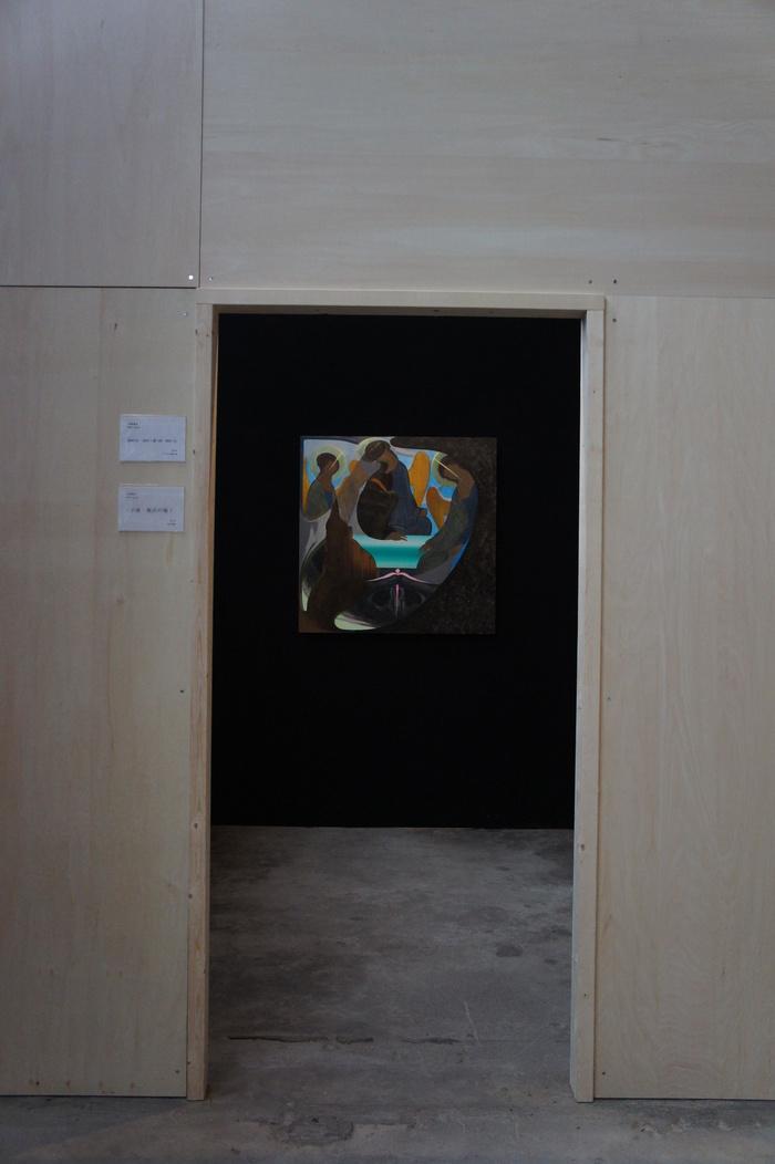 【アートプログラム青梅2013 浮かぶ像・現出の場】2013.12.05_b0143239_1873386.jpg