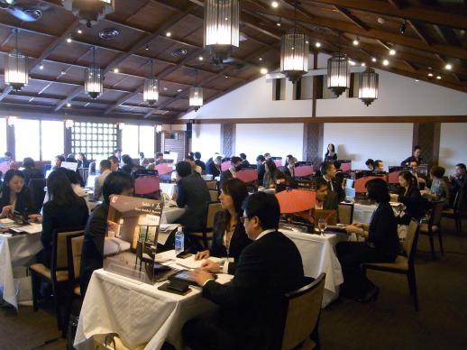 京都で日本初のラグジュアリー・トラベル商談会「ILTM JAPAN2013」開催_b0235153_12593270.jpg