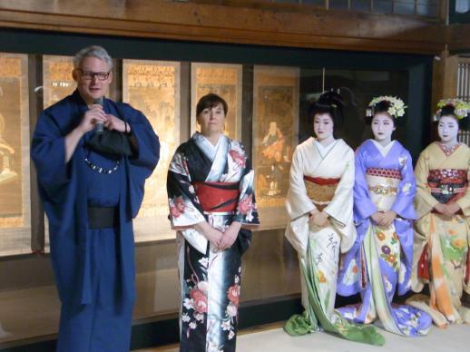 京都で日本初のラグジュアリー・トラベル商談会「ILTM JAPAN2013」開催_b0235153_1301637.jpg