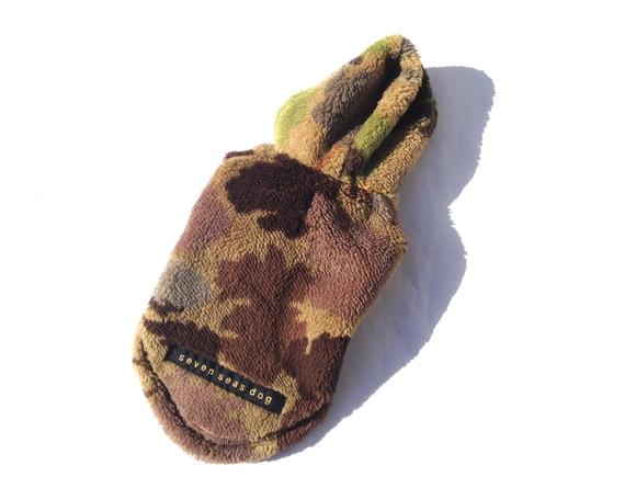seven seas dog camo jacket  セブンシーズドッグ カモ ジャケット ブラウン_d0217958_1854521.jpg