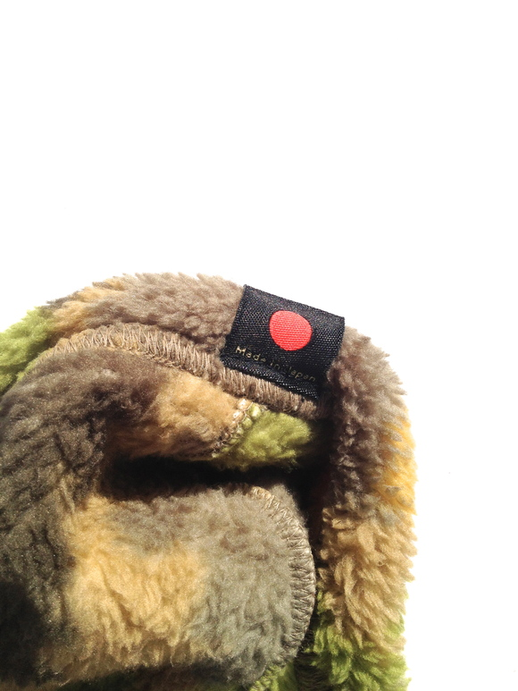seven seas dog camo jacket  セブンシーズドッグ カモ ジャケット ブラウン_d0217958_18555939.jpg