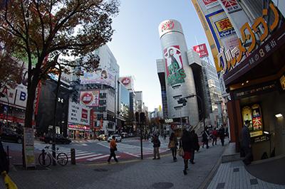 12月5日(木)の渋谷109前交差点_b0056983_11293227.jpg