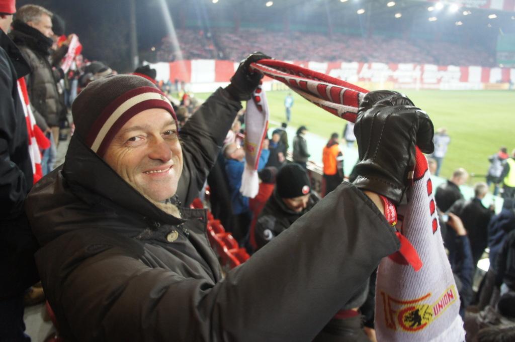 サッカー観戦DFBポカール 1.FC Union vs Kaiserslautern_c0180686_00185379.jpg