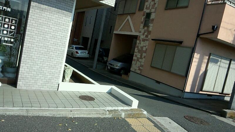 久里浜 内科 無料駐車場 久里浜横井クリニックさま患者さま専用駐車場_d0092901_21223232.jpg