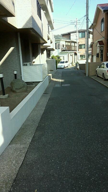 久里浜 内科 無料駐車場 久里浜横井クリニックさま患者さま専用駐車場_d0092901_21242849.jpg