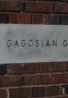 ホリデー・シーズンのNYのギャラリー街から、Gagosian Gallery_b0007805_1442458.jpg