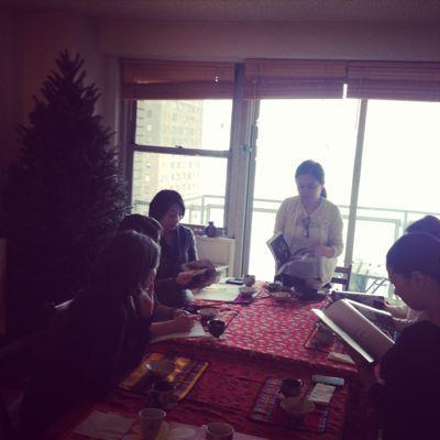 上野朝子さんのインテリア講座コラボ_f0095325_1164627.jpg