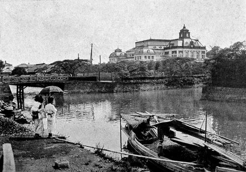 築地川本川 : 大江戸歴史散歩を楽しむ会