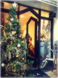 クリスマスパーティにて_d0163672_82605.jpg