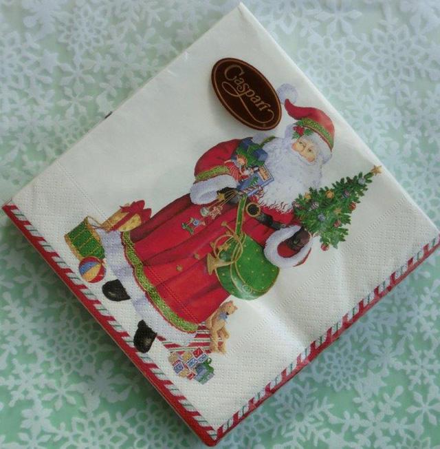 ◆続・クリスマス用ペーパーナプキンを入荷しました!_f0251032_2028813.jpg