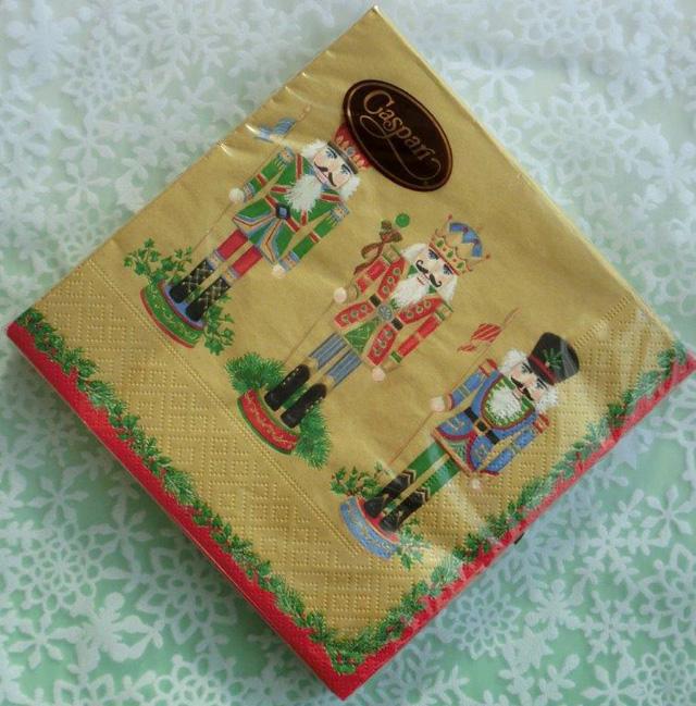 ◆続・クリスマス用ペーパーナプキンを入荷しました!_f0251032_20305043.jpg