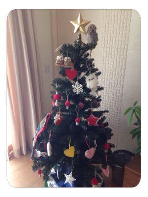クリスマスツリー_f0208738_21185169.jpg