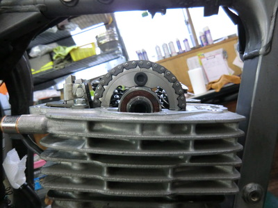 ME08 エンジン完成!_e0114857_19304766.jpg