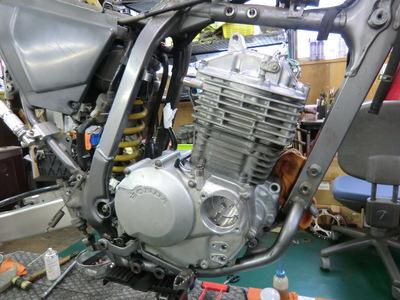 ME08 エンジン完成!_e0114857_19312541.jpg