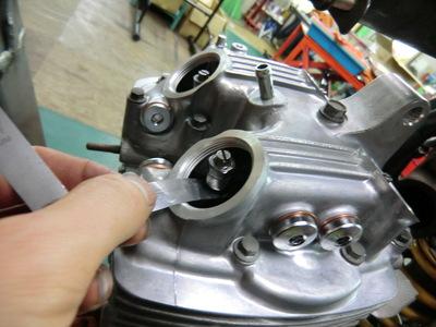 ME08 エンジン完成!_e0114857_19331713.jpg