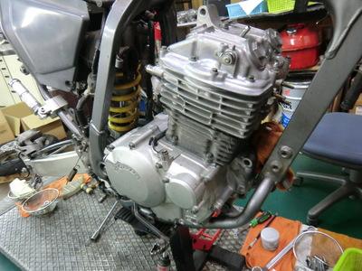 ME08 エンジン完成!_e0114857_19353179.jpg