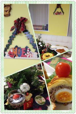 クリスマスのパン教室_e0086864_2405623.jpg