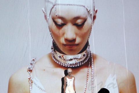 【CONTEST】SPC全日本理美容選手権 決勝大会2013 アーティスティックで華麗なヘアショーステージ!_c0080367_11463446.jpg